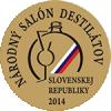 Národný salón destilátov 2014